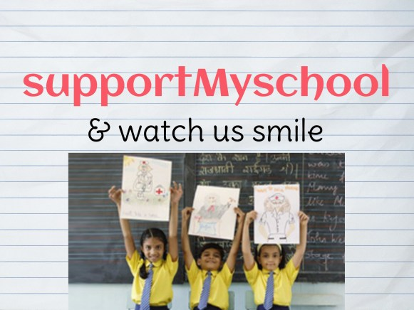 SupportMySchool – Mission to revitalise neglected schools