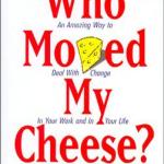 Who moved my cheese? book review