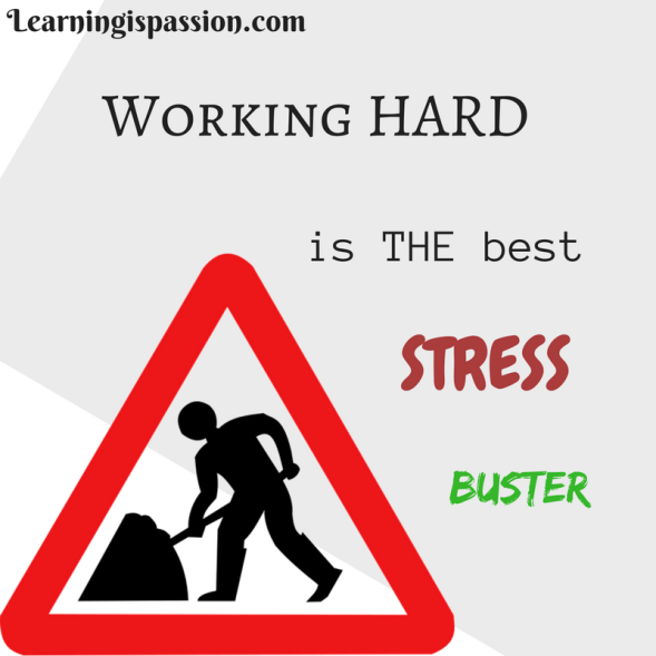 What causes stress?