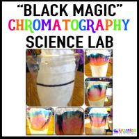 Black Magic Science Activity