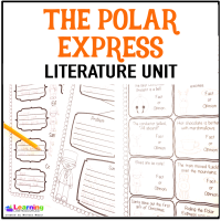 Polar Express Literature Unit