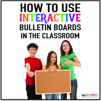 Using Interactive Bulletin Boards in the Classroom