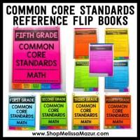 Common Core Reference Flip Books