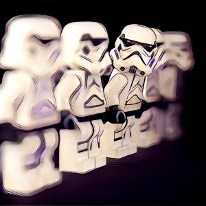 Soldados imperiales Star Wars