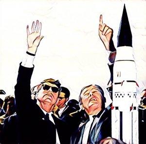 Kenedy programa espacial primer viaje a la luna