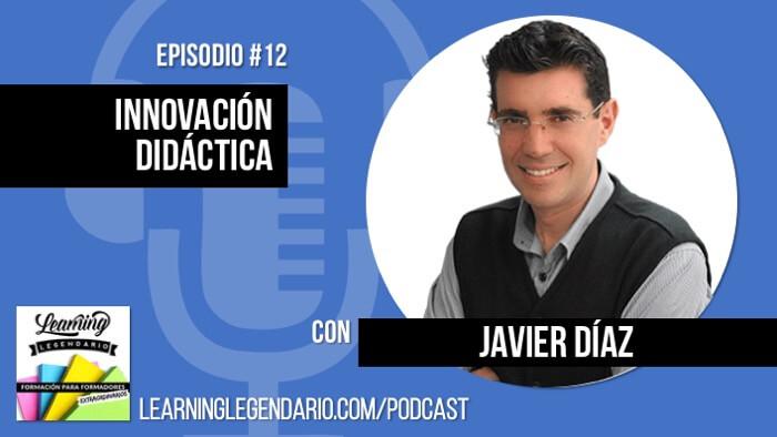 Entrevista a Javier Díaz de Javierdisan.com podcast