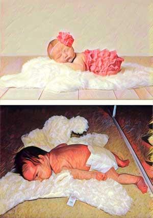 diferencia-entre-fotografias-bebe