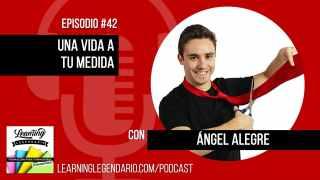 entrevista angel alegre de vivir al maximo