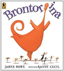 Brontorina kids book