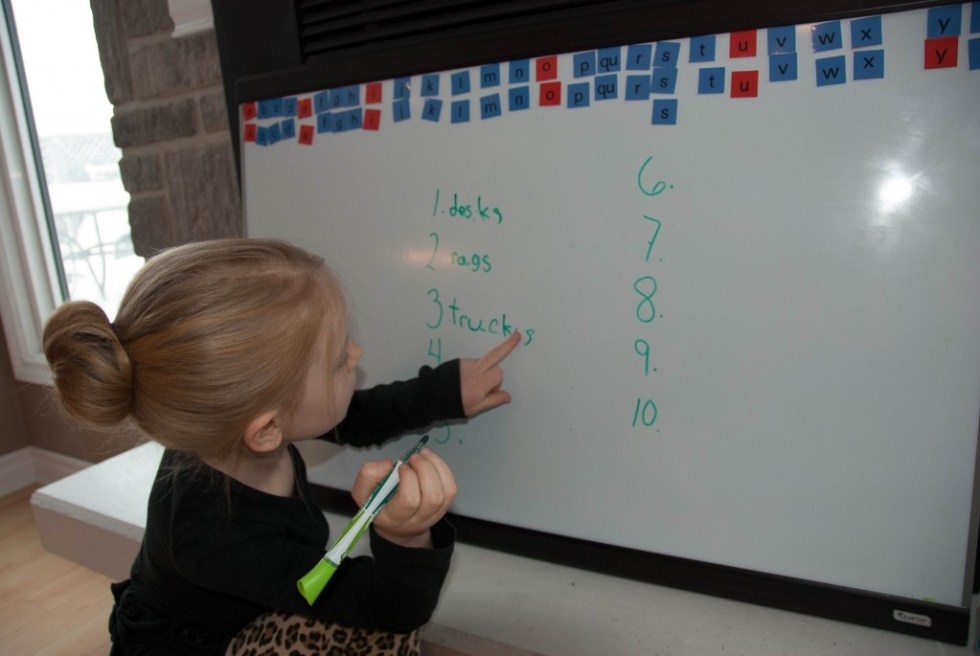 Ditching What Doesn't Work and Finding What Does - Our experience switching to AAS from Spelling Workout. www.learningmama.com