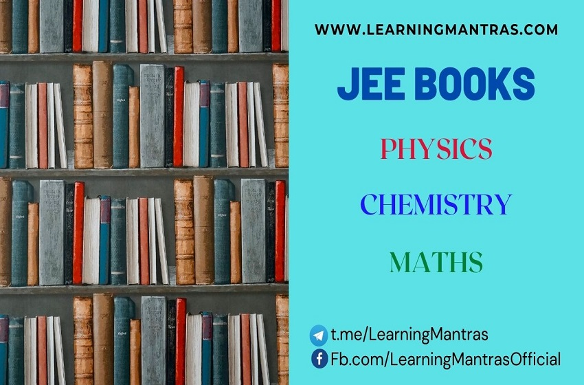 Books for JEE