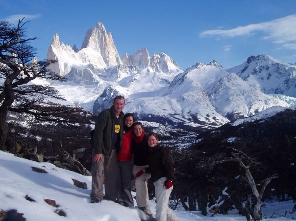 Teaching in Patagonia, Argentina