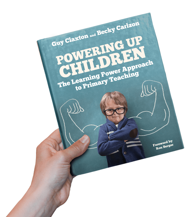 Powering Up Children Book