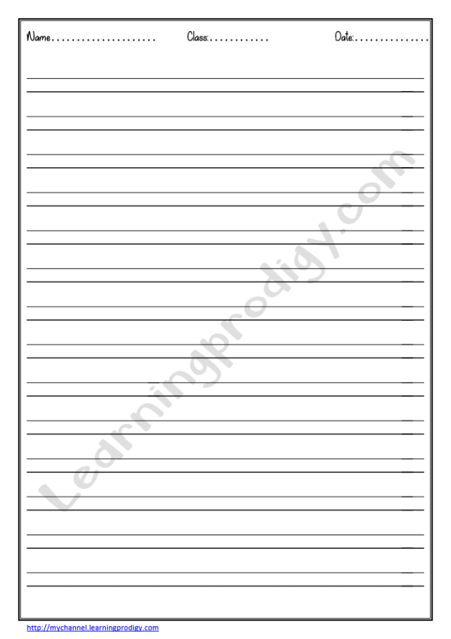 Writing Practice Template from i0.wp.com