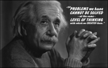 conventional thinking_Einstein