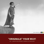 """Originals"", Do it YOUR Way"
