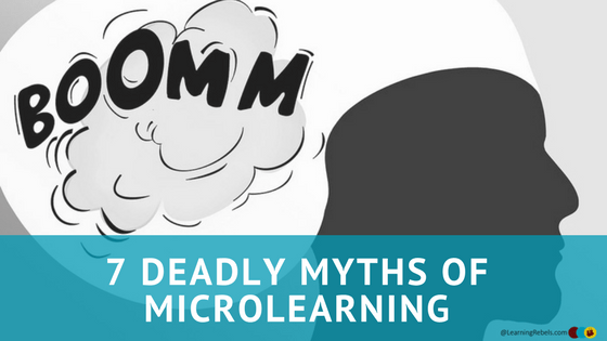 Microlearning Myths