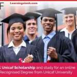 UNICAF scholarship Program 2022
