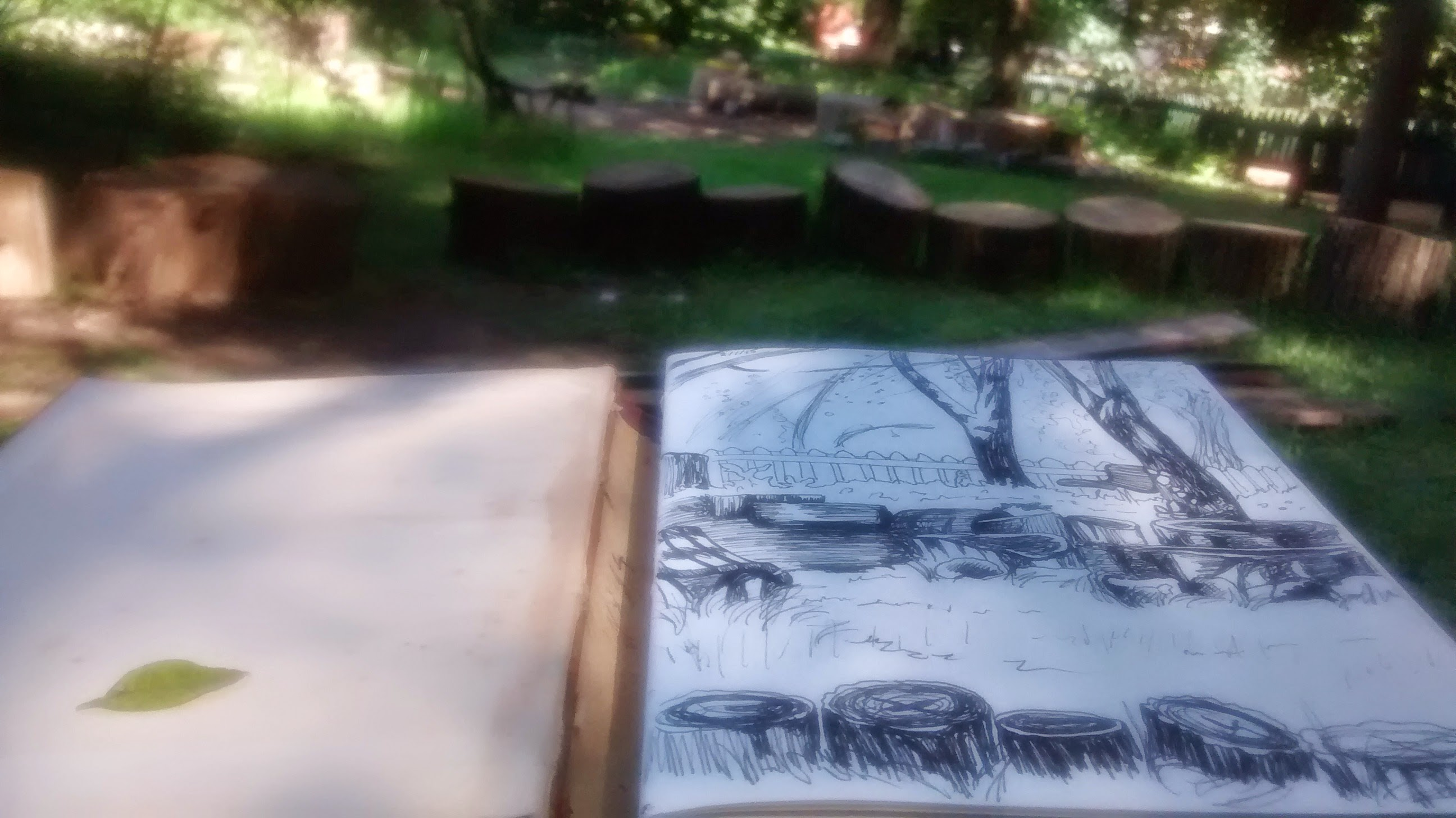 You are currently viewing Sketching in Buenos Aires