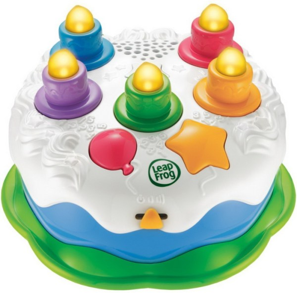 Leapfrog Counting Candles Birthday Cake Toy Review