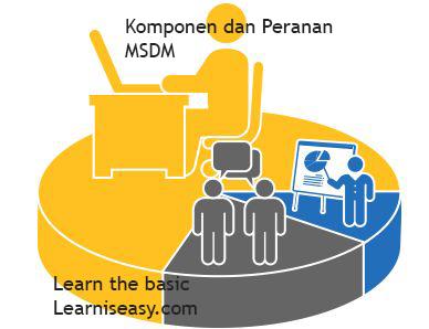 Komponen MSDM dan Peranan MSDM