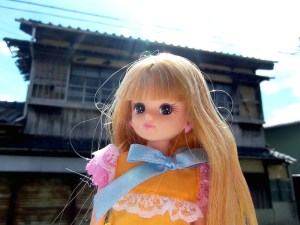 Cure Dolly Returns to Japan