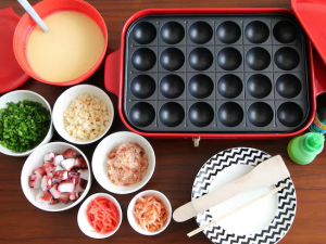 Takoyaki Ingredients