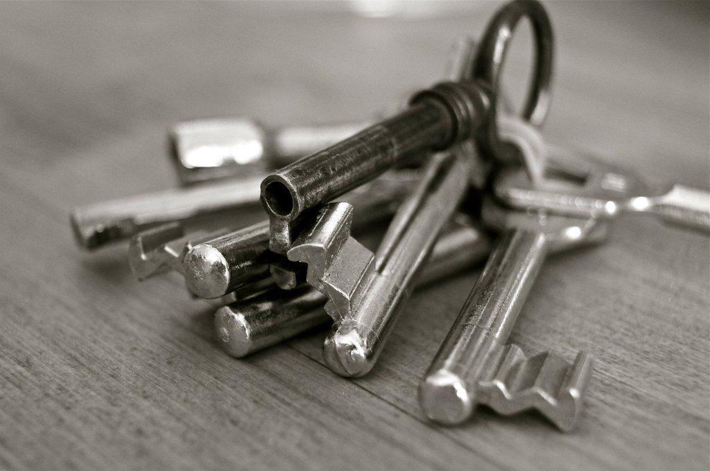 Grasp the Keys