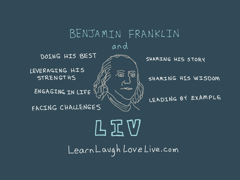 Benjamin Franklin and LIV
