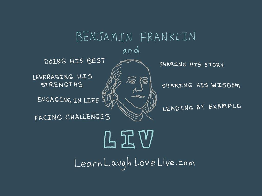 Benjamin Franklin and LIV