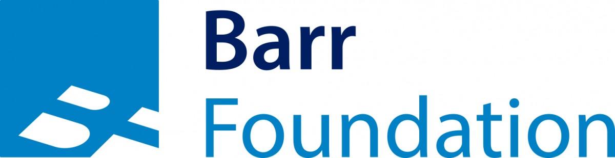 Barr Foundation logo