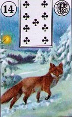 Lenormand Fox Meaning