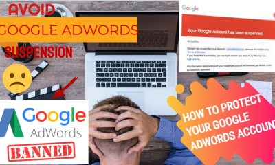 PROTECT YOUR GOOGLE ADWORDS ACCOUNT