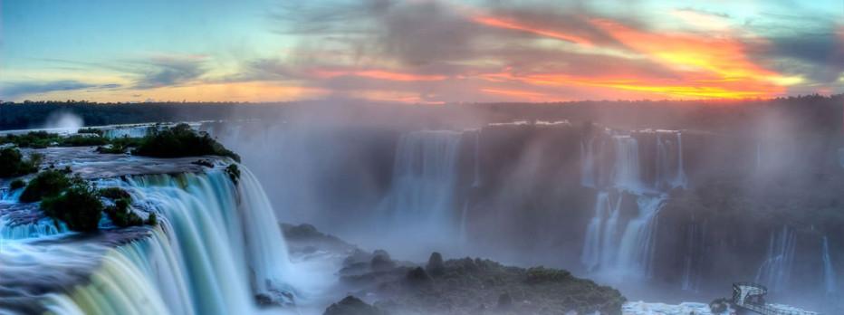 Iguazu Falls Hd Wallpaper Iguazu Falls 10 Interesting Facts On The Famous