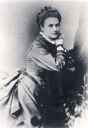 Mary Custis