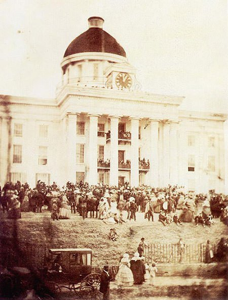 Inauguration of Jefferson as President