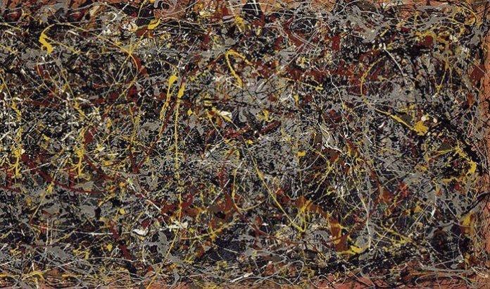 Number 5, 1948 - Jackson Pollock