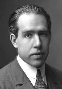Niels Bohr in 1922