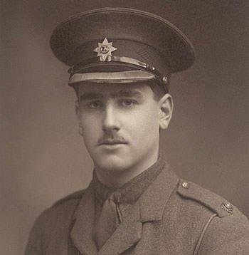John Kipling in 1915