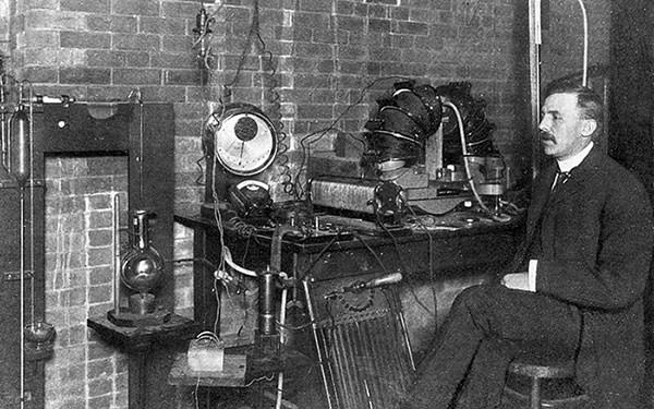 Ernest Rutherford at McGill