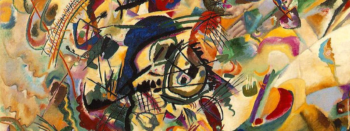 10 most famous paintings by wassily kandinsky learnodo newtonic
