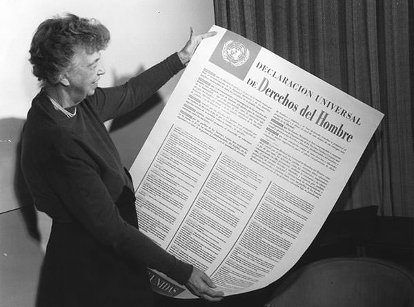 10 Major Accomplishments of Eleanor Roosevelt  Learnodo