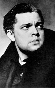 Orson Welles as Marcus Brutus