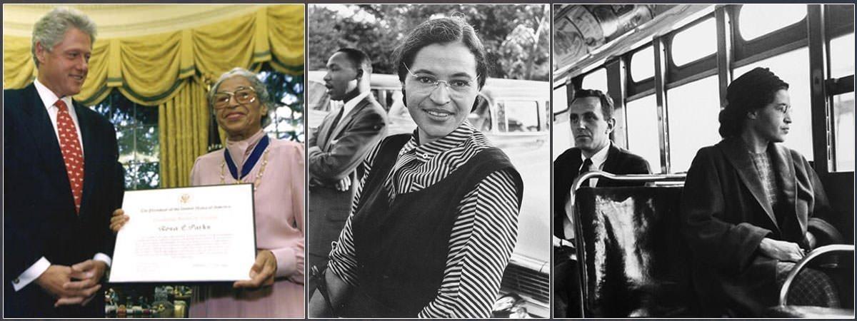 10 Major Accomplishments of Rosa Parks