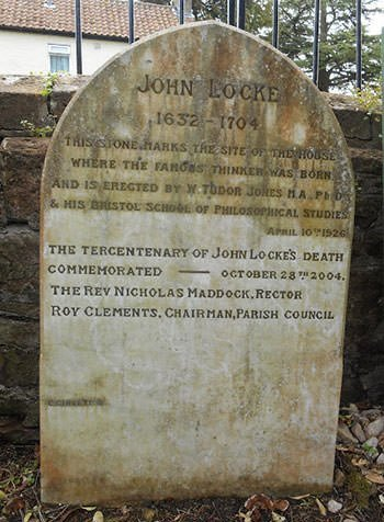 John Locke birthplace