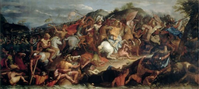 Battle of the Granicus River