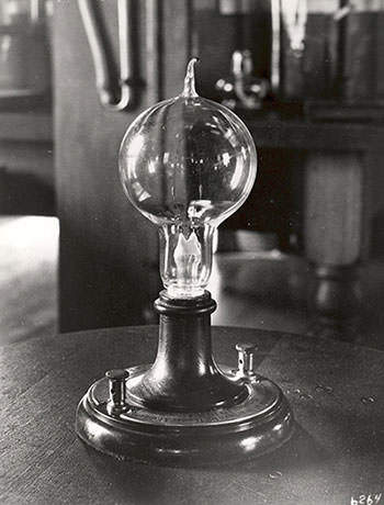 Edison's light bulb
