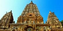 Mahabodhi Mahavihara temple in Bodhgaya