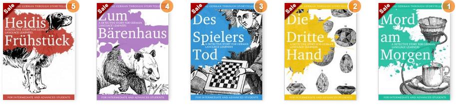 German-detective-series