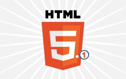 W3C releases 1st draft revision of HTML 5. Calls it HTML 5.1